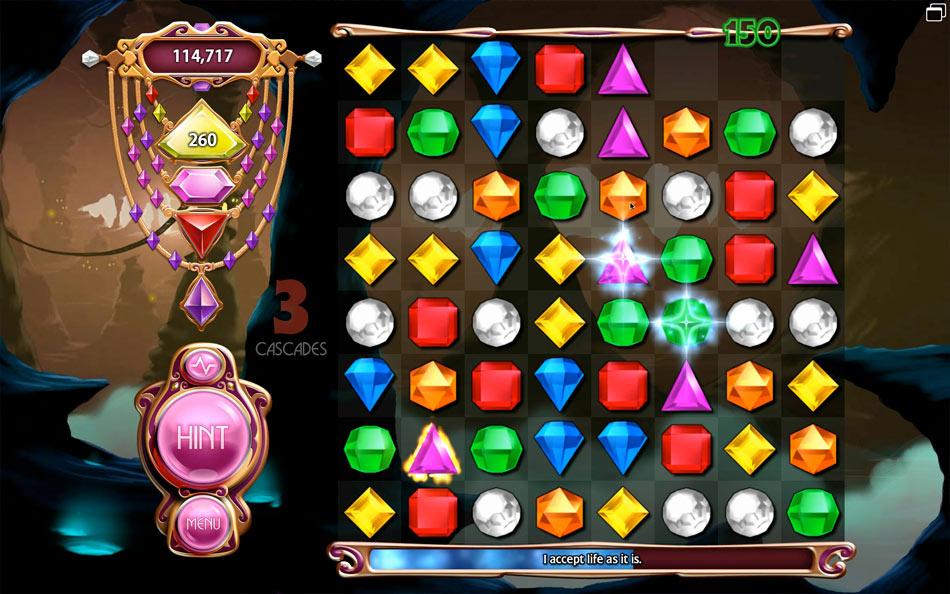 Игра bejeweled 3